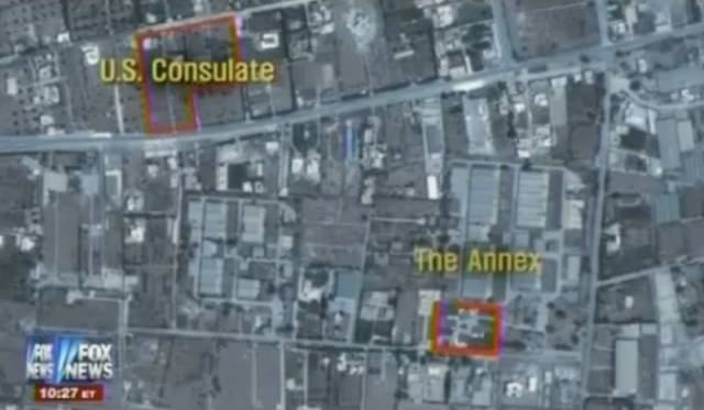 CIA Annex and Consulate
